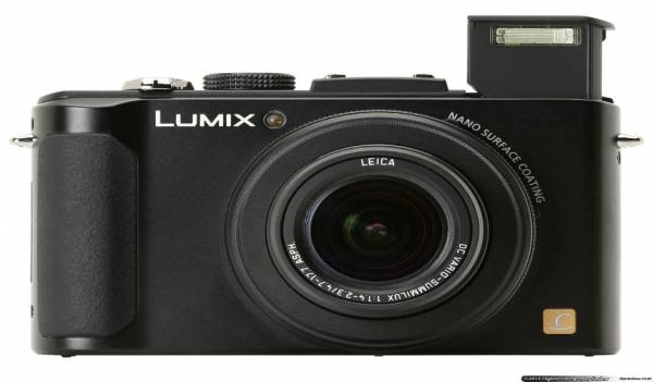 Panasonic Lumix DMC-LX7 1