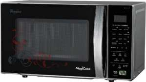 white combi microwave oven