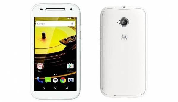 Motorola Moto E (2nd Gen) 3G