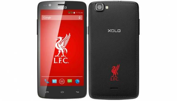 ज़ोलो One Liverpool FC edition