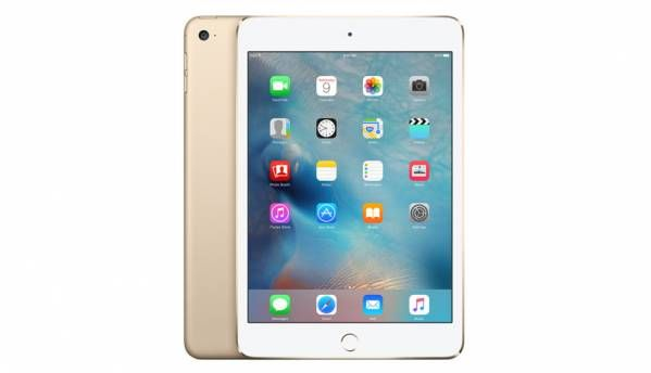 Apple iPad Mini 4 WiFi and Cellular 128GB