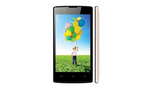 ഇന്റക്സ് Cloud 3G Candy