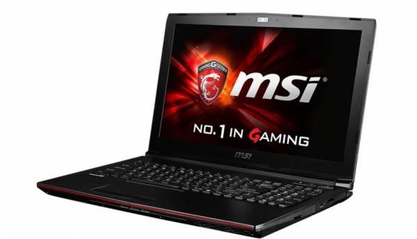 MSI GP62 6QE Leopard Pro