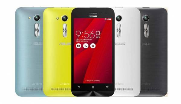Asus ZenFone Go 4.5 2nd gen ZB452KG 5MP