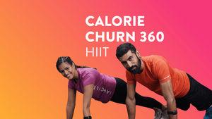 Calorie Churn 360