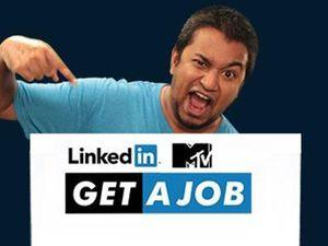 LinkedIn - MTV Get A Job