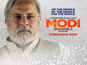 Modi Season 2 - CM TO PM