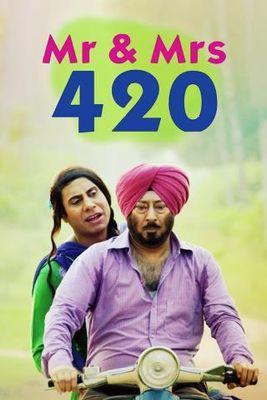 Mr & Mrs 420