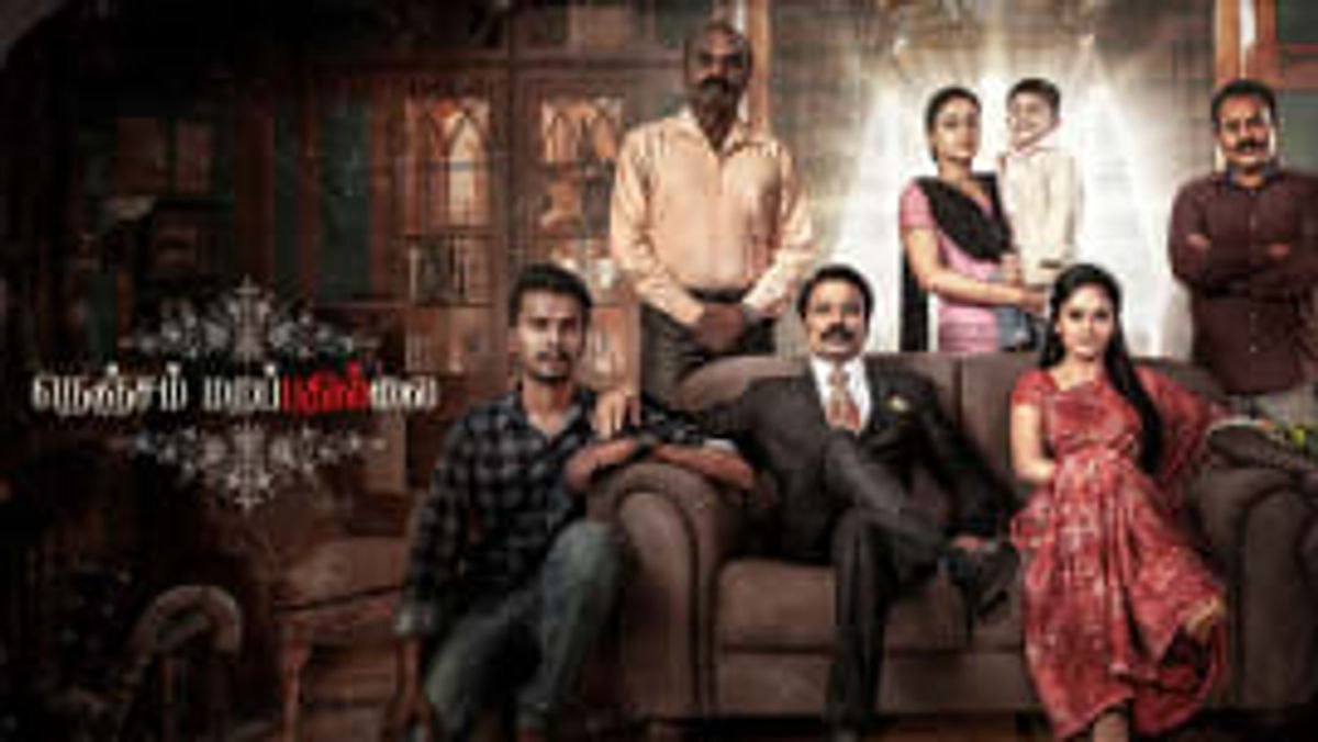T Sivakumar Best Movies, TV Shows and Web Series List
