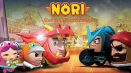 Nori – The Roller Coaster Boy