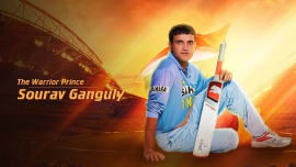 The Warrior Prince: Sourav Ganguly