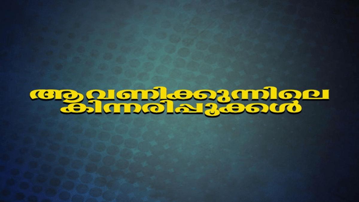 Aavanikunnile Kinnaripookkal