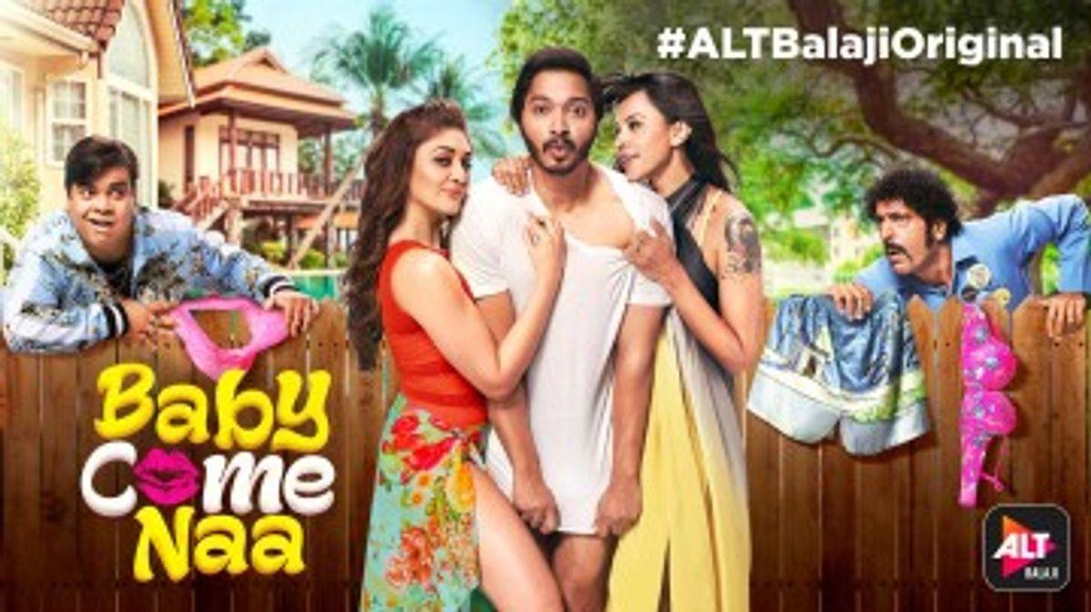 Best Adult  shows on Alt Balaji