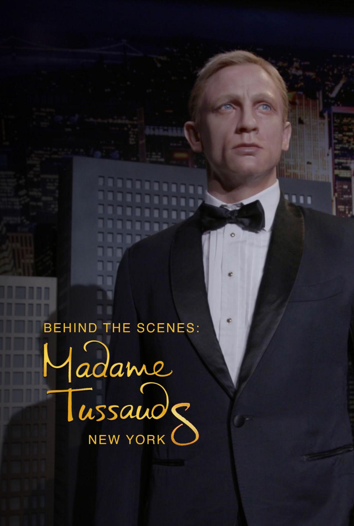 Behind The Scenes: Madame Tussaud's New York