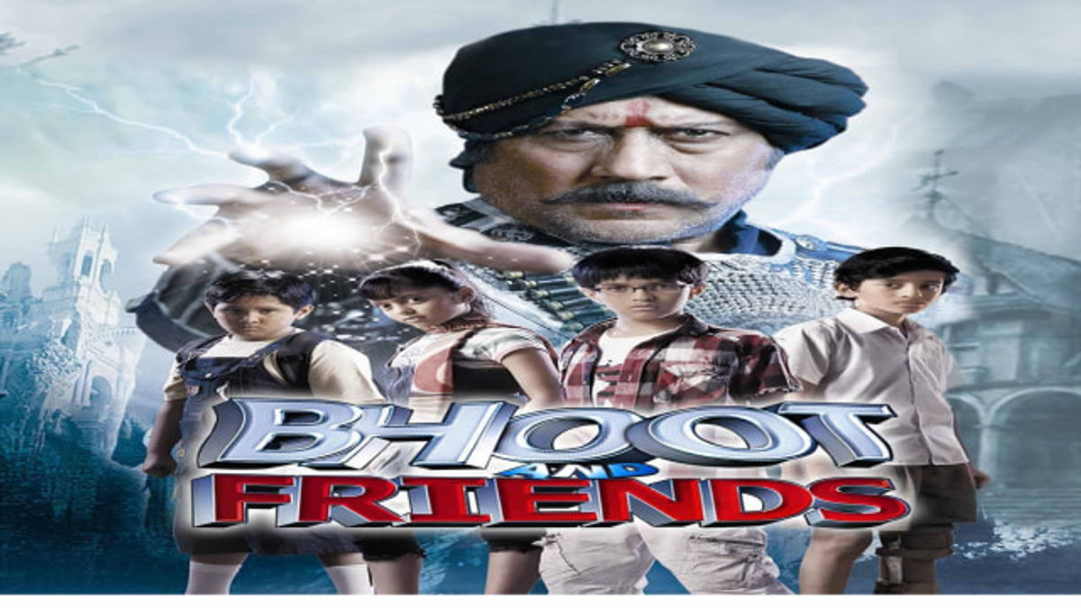 Bhoot And Friends