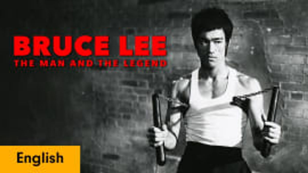 Bruce Lee, The Man & The Legend