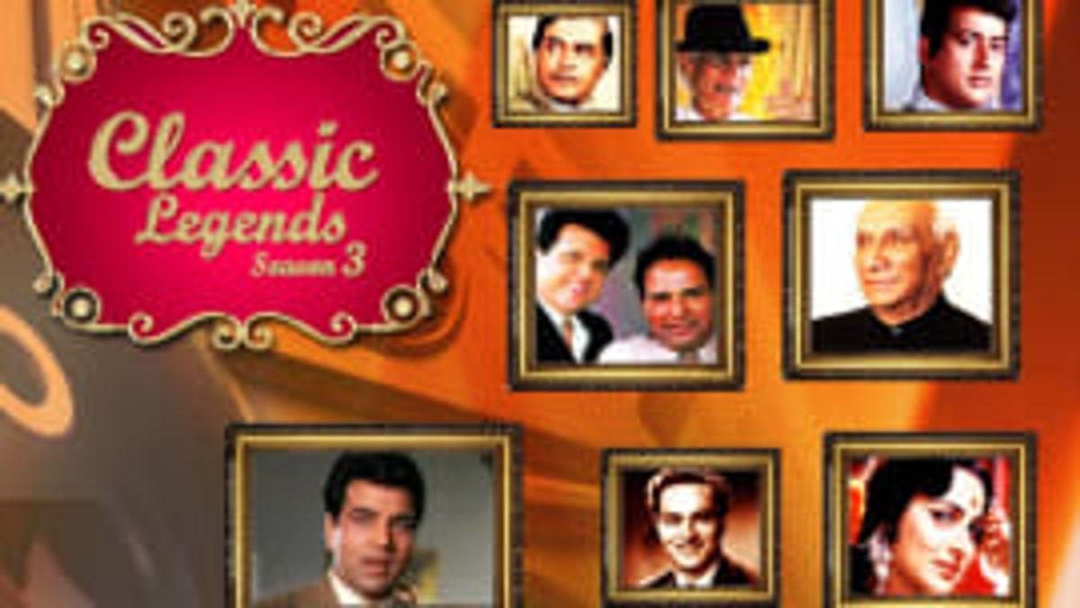Classic Legends - Season 3