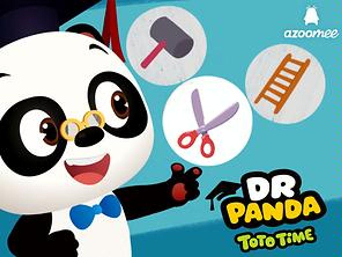 Dr Panda ToTo Time