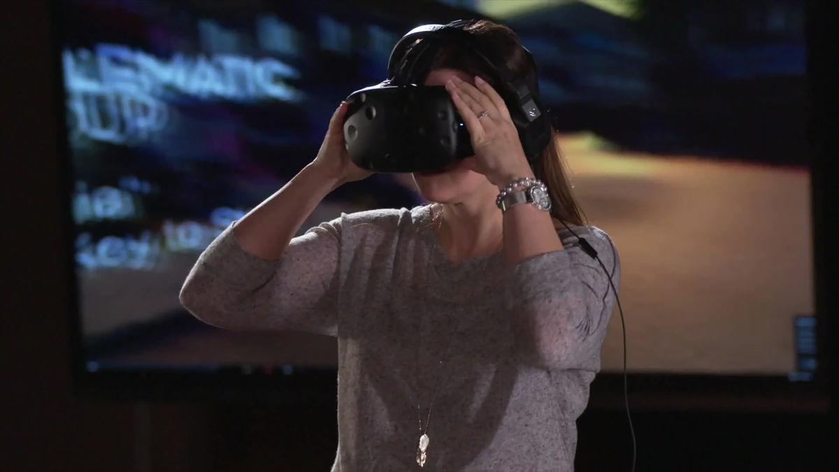 Eyes Wide Open:  VR Journalism