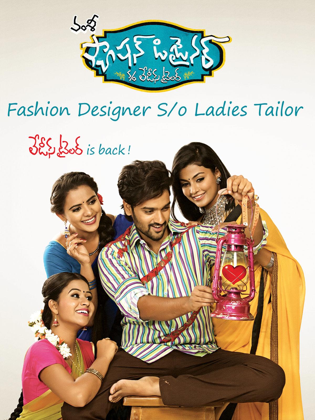 Fashion Designer S/o Ladies Tailor