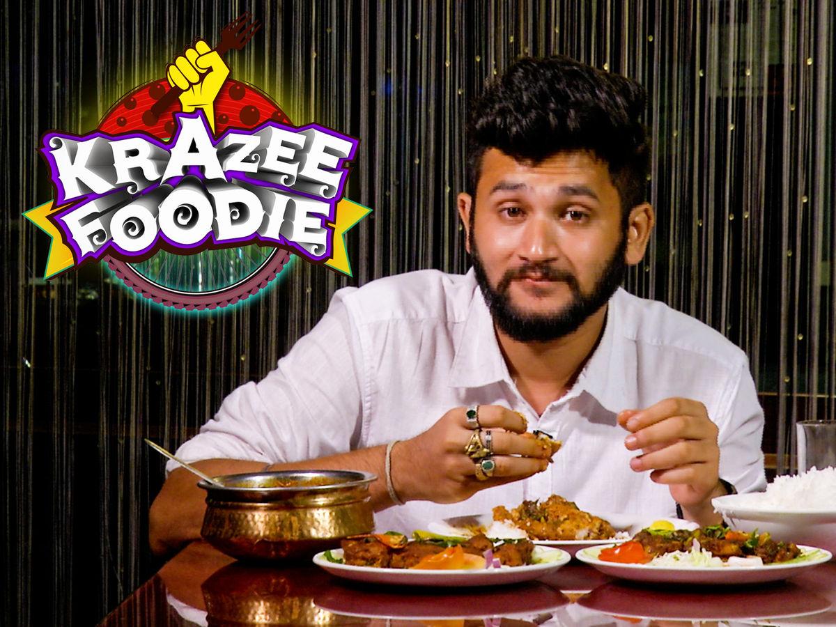 Krazee Foodie - Tamil