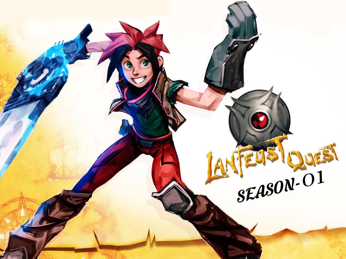 Lanfeust Quest - Season 1