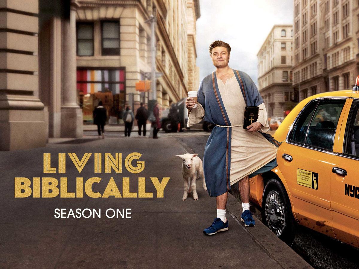 Living Biblically, Season 1
