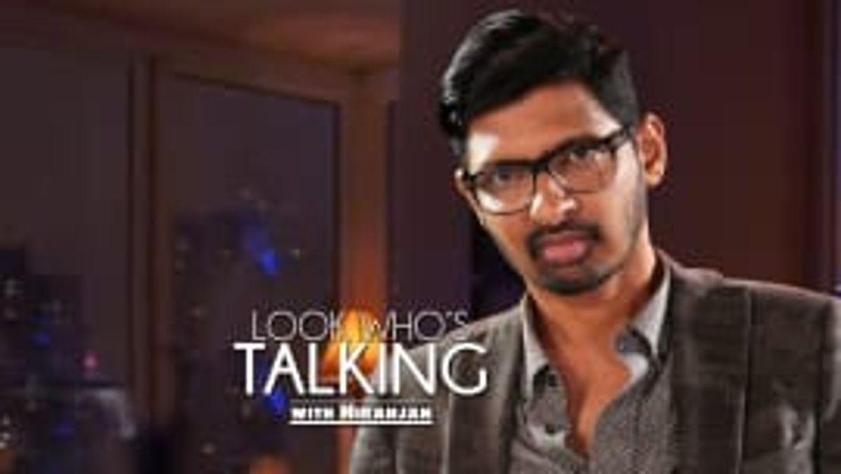 Look Who's Talking with Niranjan