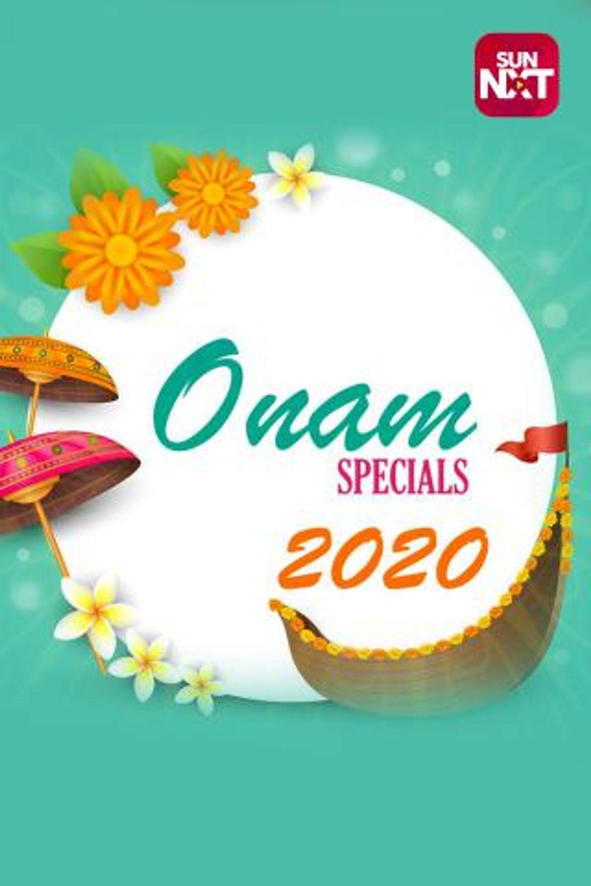 Onam Specials 2020