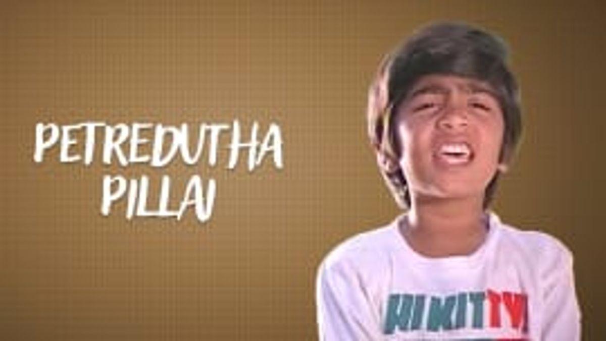 Pettredutha Pillai
