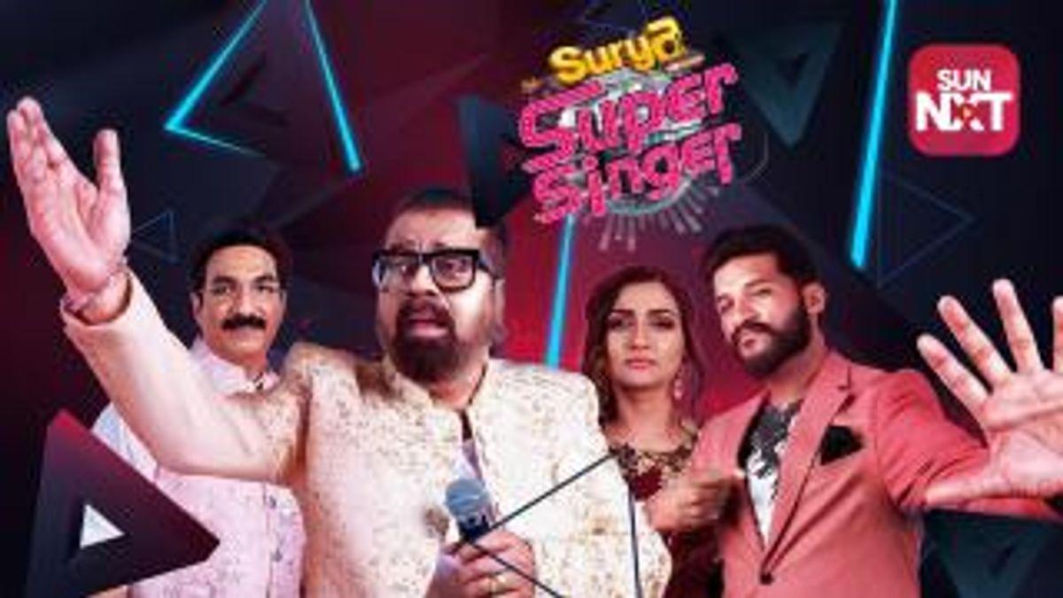 Surya Super Singer