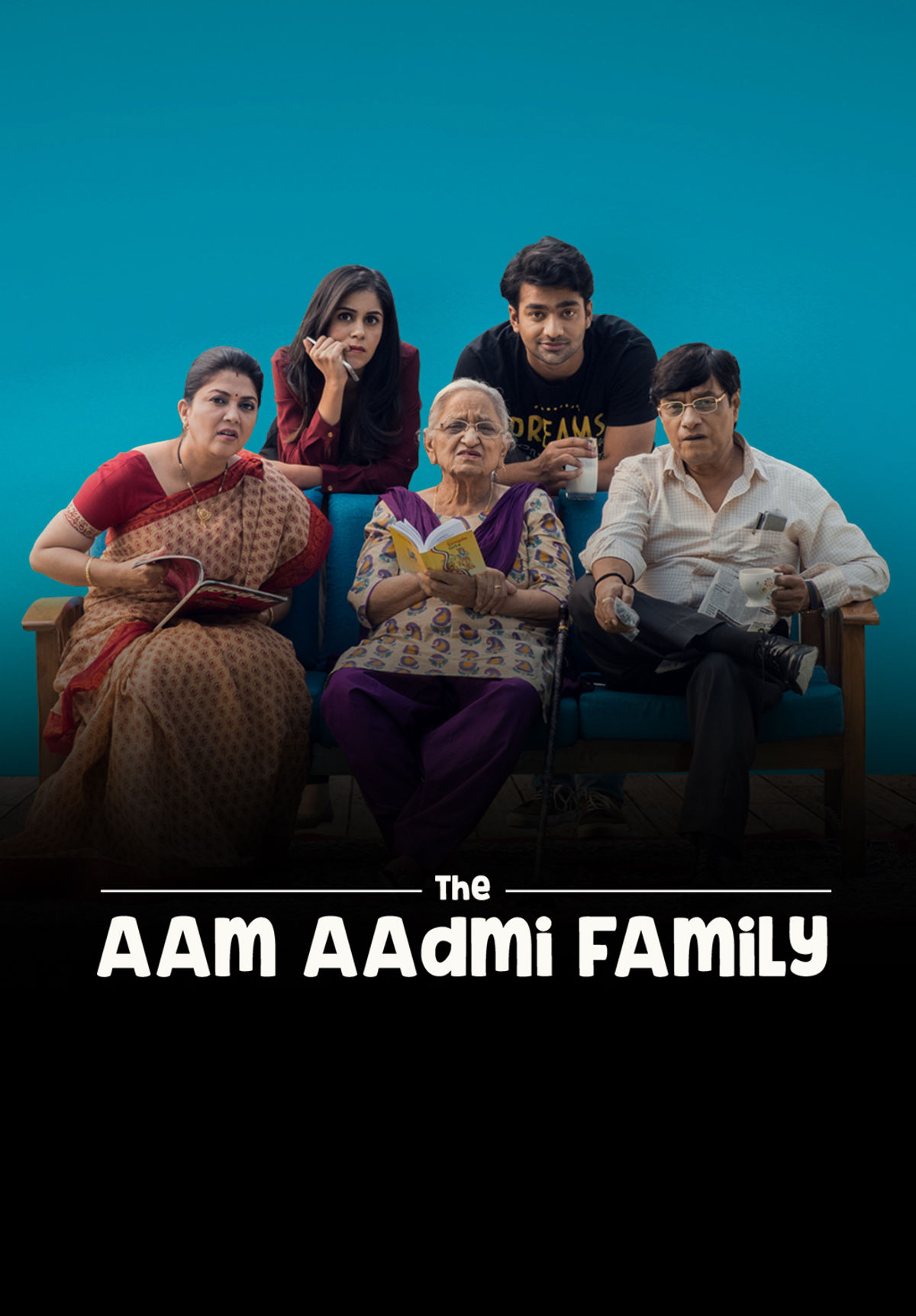 The Aam Aadmi Family