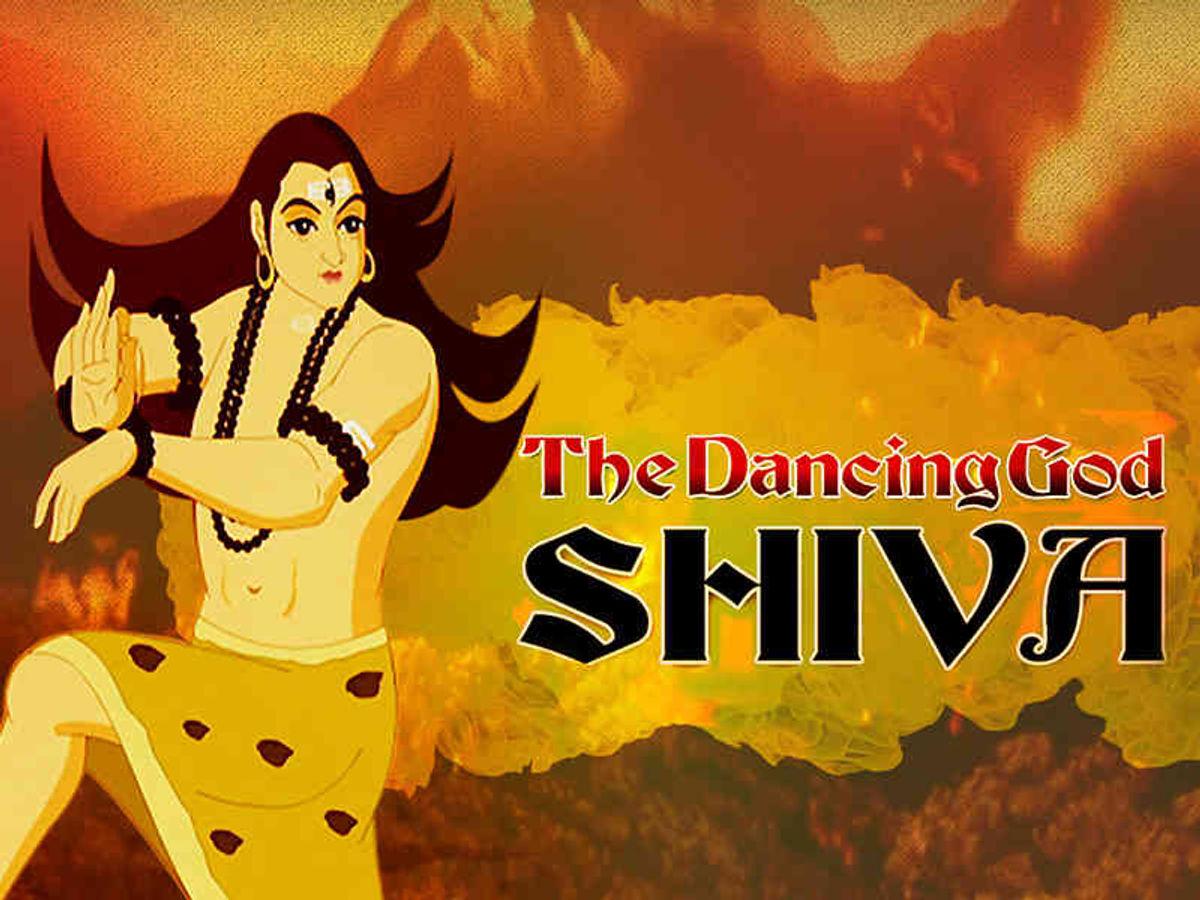 The Dancing God - Shiva - Hindi