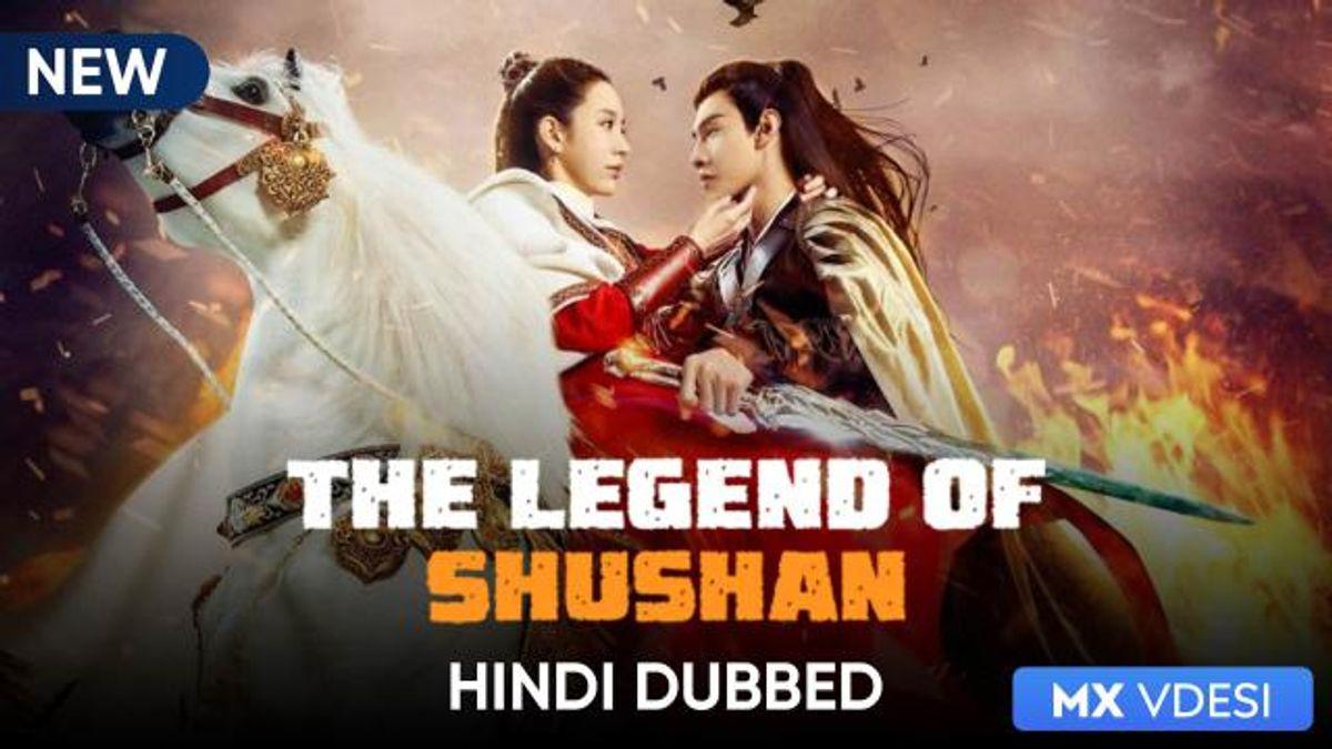 The Legend Of Shushan