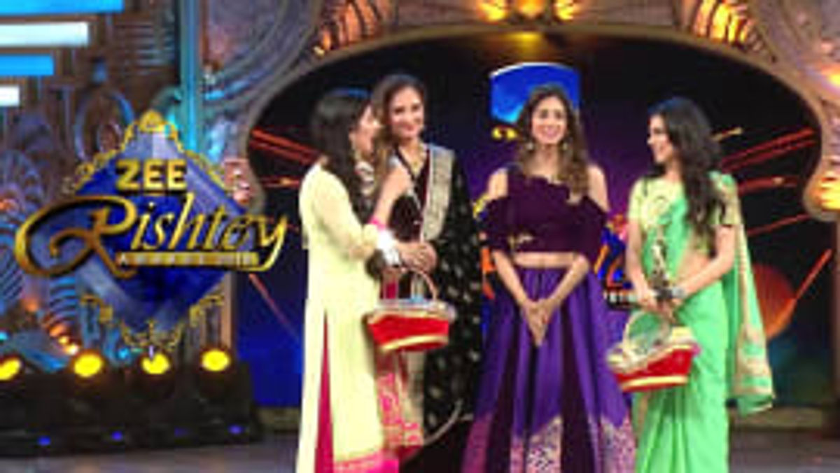 Zee Rishtey Awards 2016