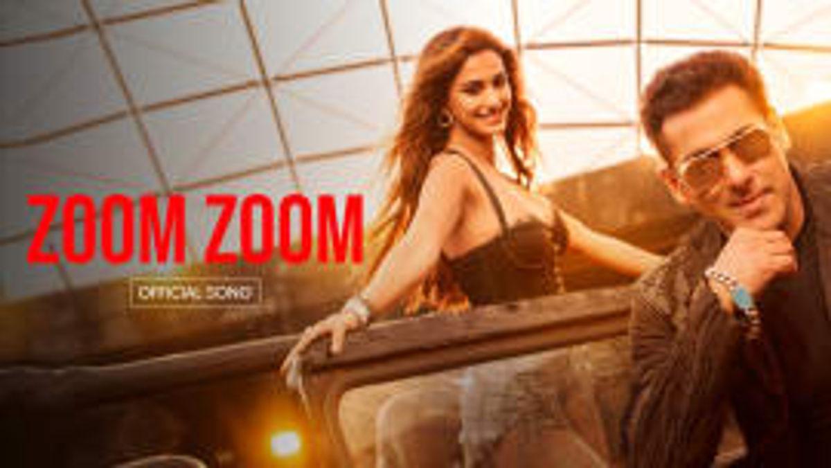 Zoom Zoom – Radhe - Your Most Wanted Bhai   Salman Khan & Disha Patani   Ash King and Iulia Vantur   Sajid-Wajid
