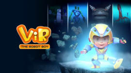 Vir : The Robot Boy