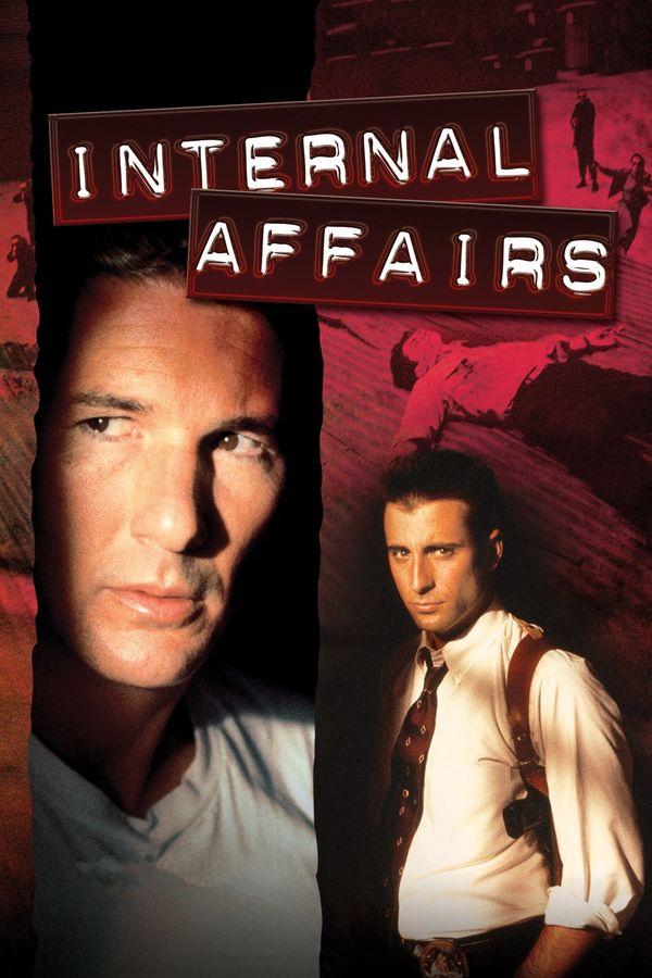 Watch Internal Affairs Full Movie Online, Crime Film