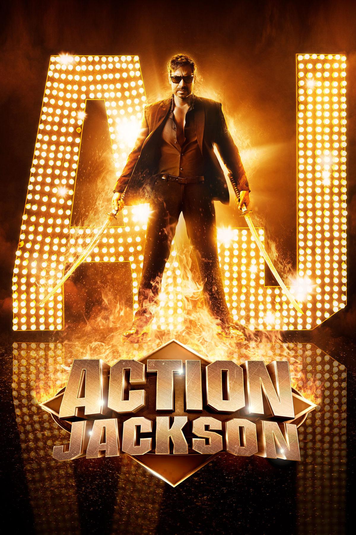 Action Jackson - Polish