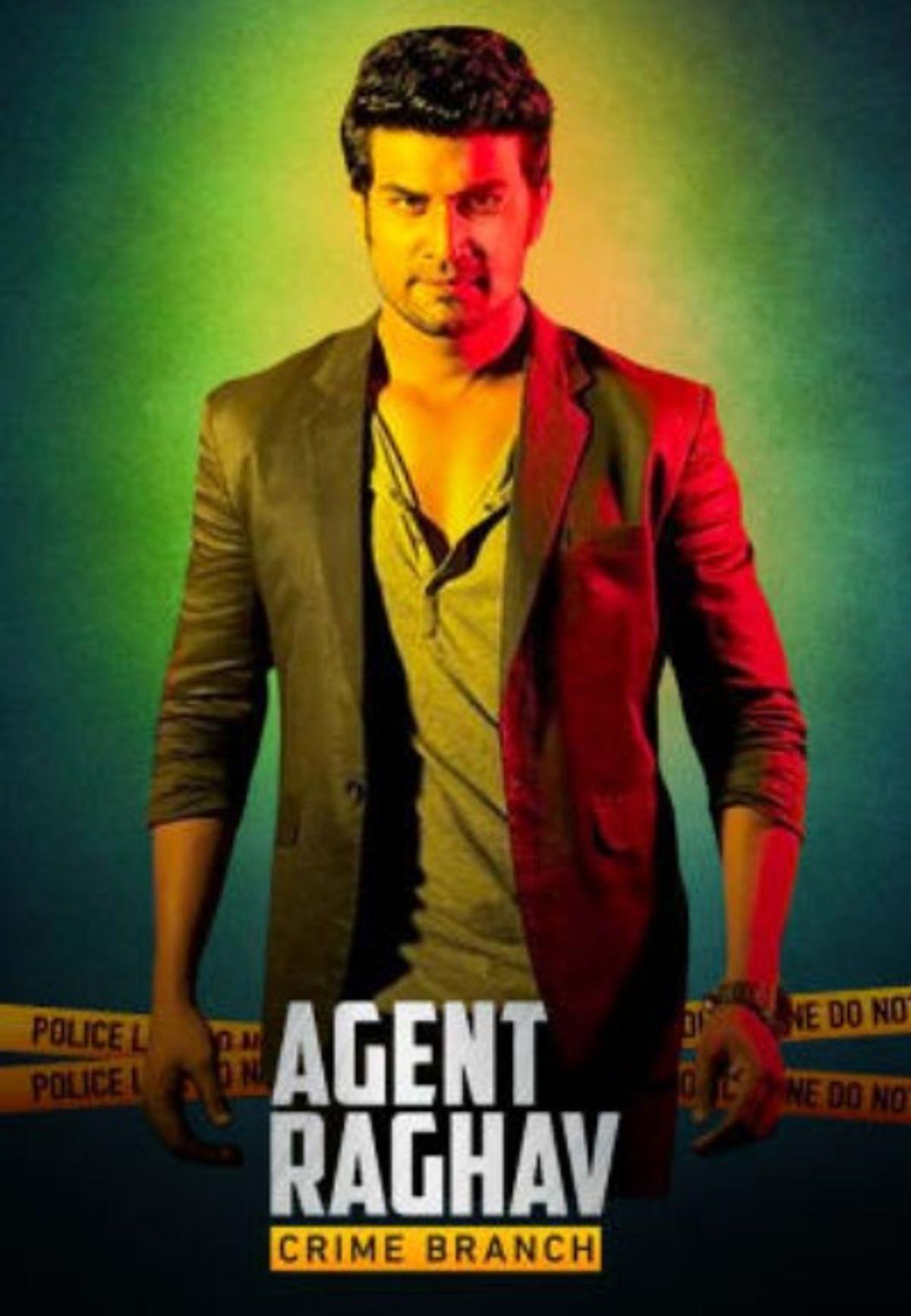 Agent Raghav - Crime Branch