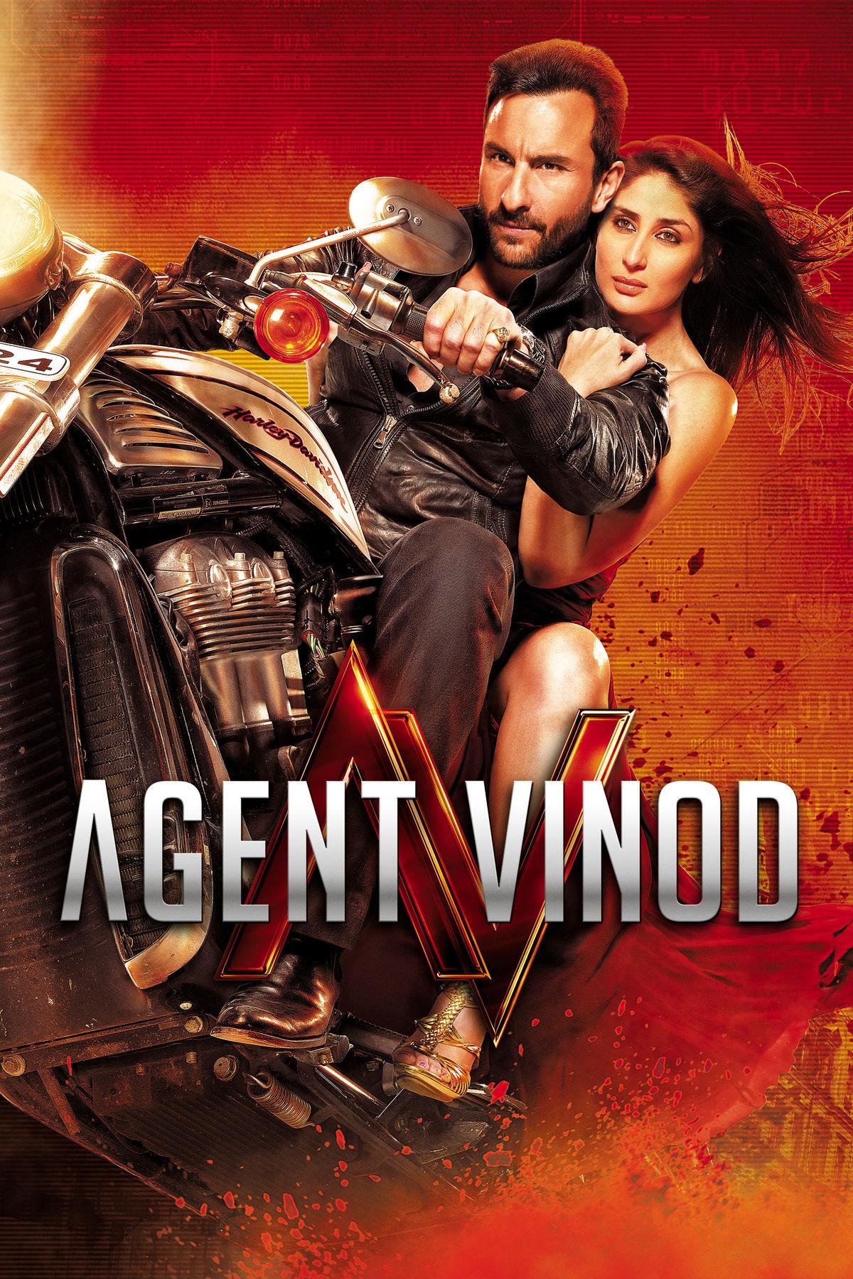 Agent Vinod - Polish