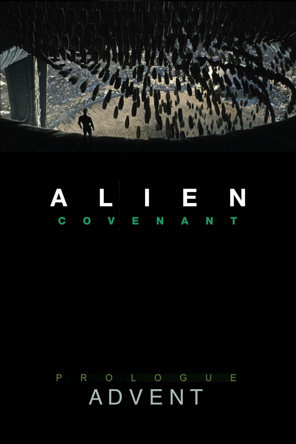 Alien: Covenant - Prologue: Advent