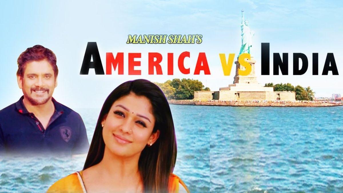America Vs India