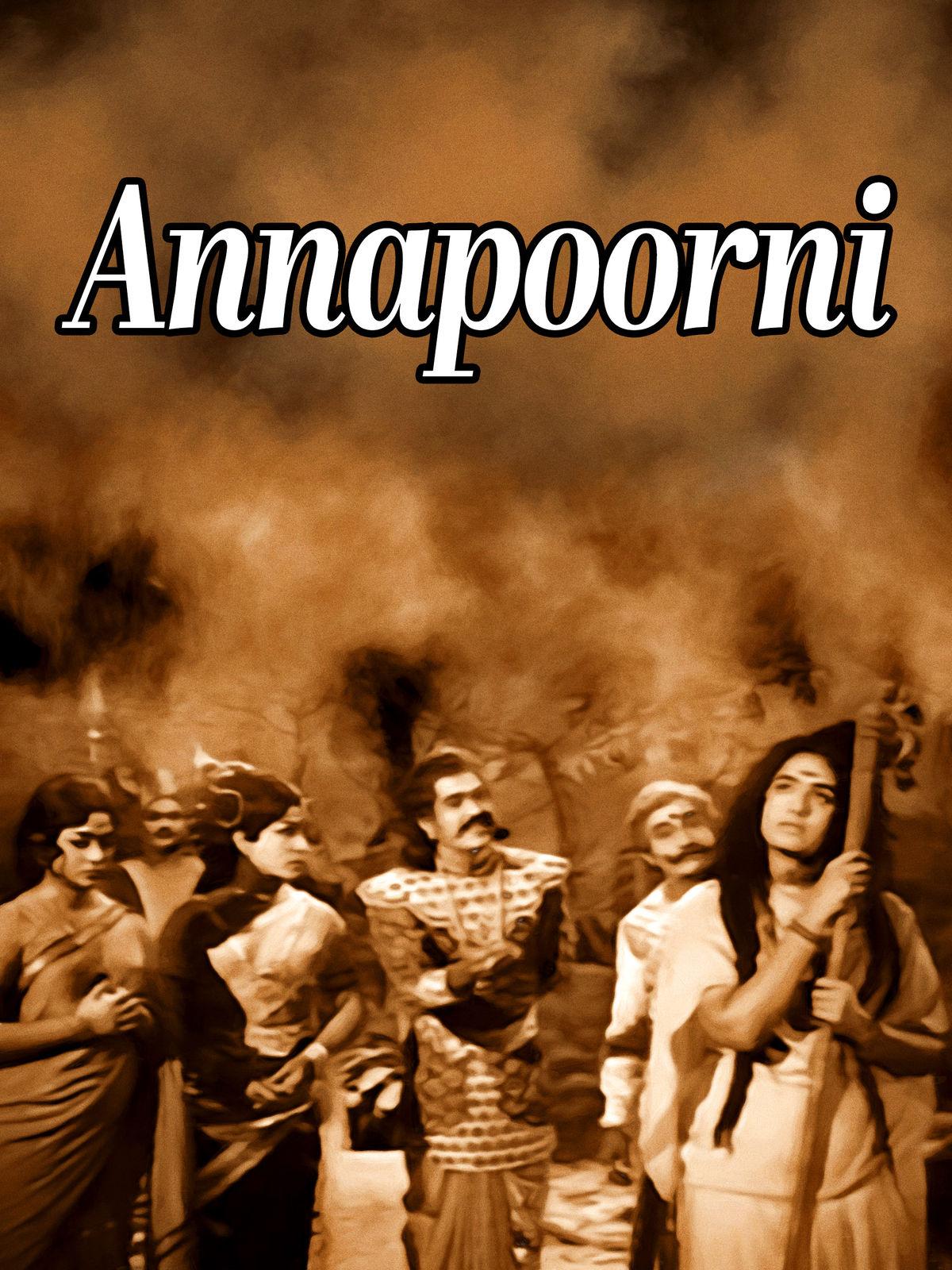 Annapoorni