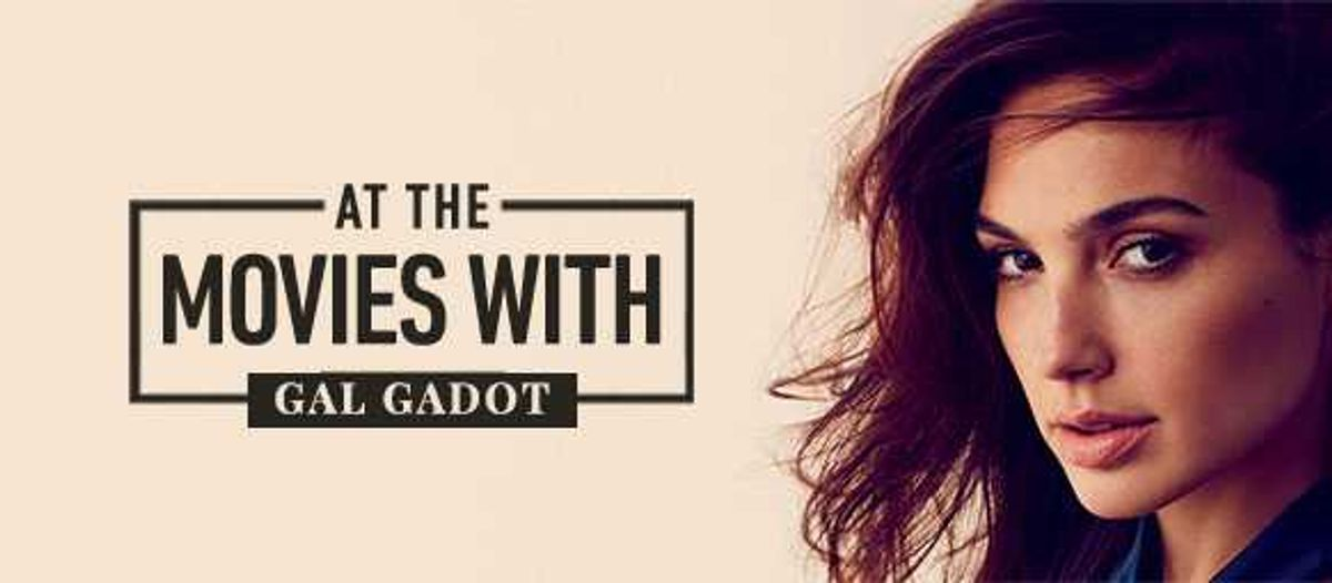 At The Movies With: Gal Gadot