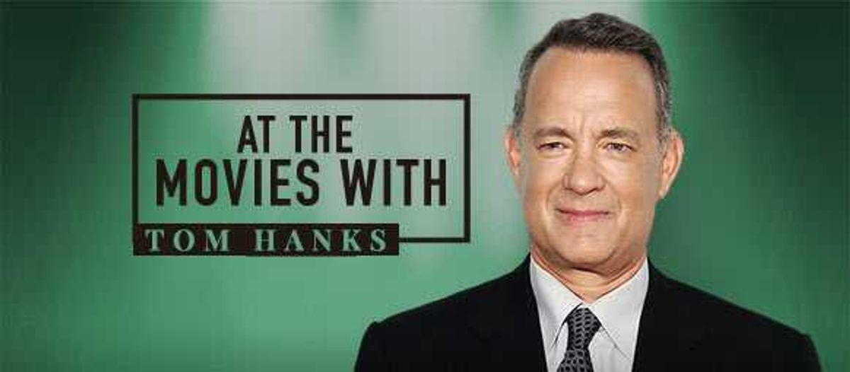 At The Movies With:Tom Hanks