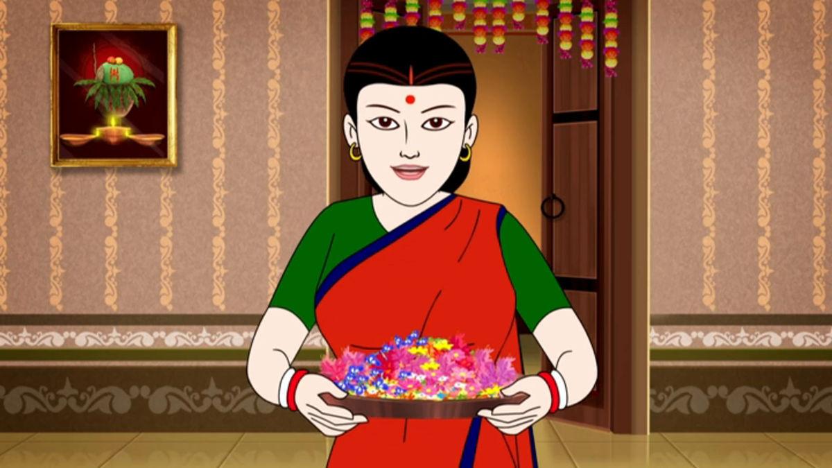 Bal Ganesh ki Paathshala