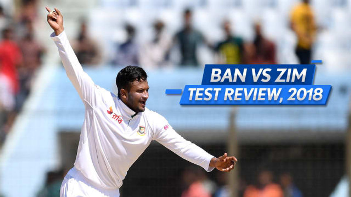 Bangladesh vs Zimbabwe Test Review 2018