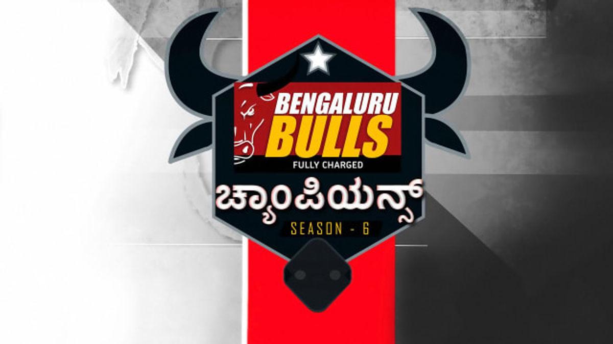 Bengaluru Bulls Champions 2019 Kannada