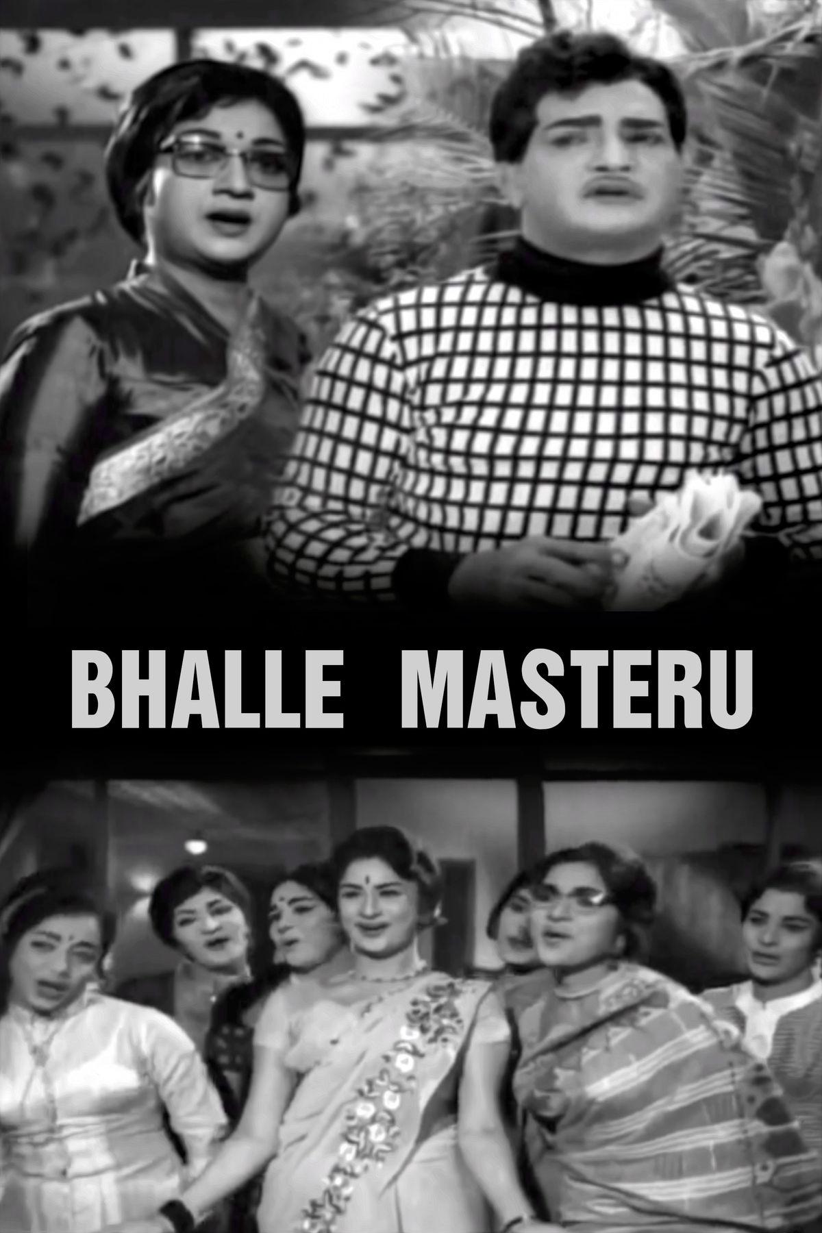 Bhalle Masteru